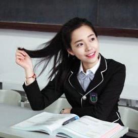 最美校服女生高晴头像图片32