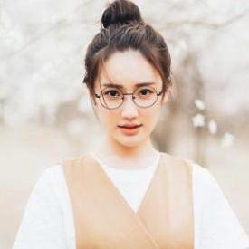 最美校服女生高晴头像图片33