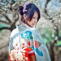 日本和服美女清纯和服少女头像图片10