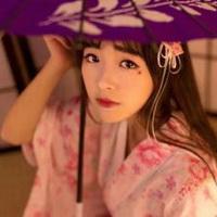 日本和服美女清纯和服少女头像图片15