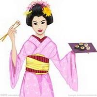 日本和服美女清纯和服少女头像图片16