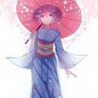 日本和服美女清纯和服少女头像图片17