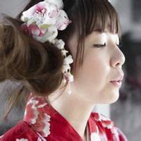 日本和服美女清纯和服少女头像图片20