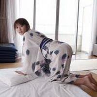 日本和服美女清纯和服少女头像图片23