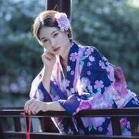 日本和服美女清纯和服少女头像图片24