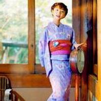 日本和服美女清纯和服少女头像图片27