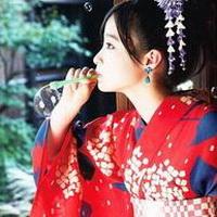 日本和服美女清纯和服少女头像图片28