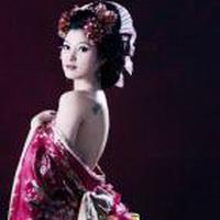日本和服美女清纯和服少女头像图片32