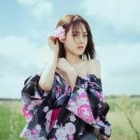日本和服美女清纯和服少女头像图片33