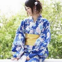 日本和服美女清纯和服少女头像图片34