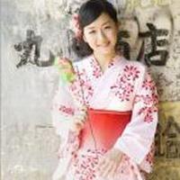 日本和服美女清纯和服少女头像图片36
