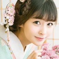 日本和服美女清纯和服少女头像图片39