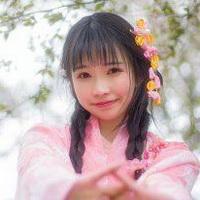 日本和服美女清纯和服少女头像图片41