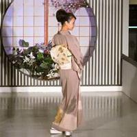 日本和服美女清纯和服少女头像图片44