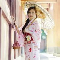 日本和服美女清纯和服少女头像图片45