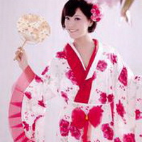 日本和服美女清纯和服少女头像图片46