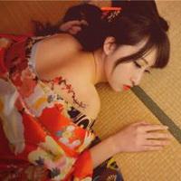 日本和服美女清纯和服少女头像图片47