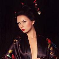 日本和服美女清纯和服少女头像图片48