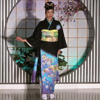 日本和服美女清纯和服少女头像图片5