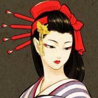 日本和服美女清纯和服少女头像图片50