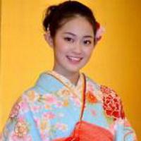 日本和服美女清纯和服少女头像图片6