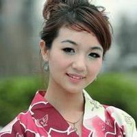 日本和服美女清纯和服少女头像图片7