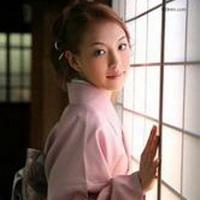 日本和服美女清纯和服少女头像图片8
