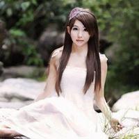 清纯淑女甜美淑女头像图片36