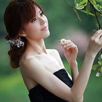 清纯淑女甜美淑女头像图片7