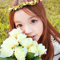 森林系女孩儿头像图片16