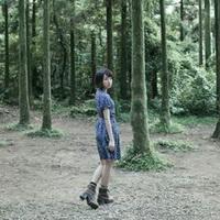 森林系女孩儿头像图片20