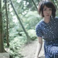 森林系女孩儿头像图片21