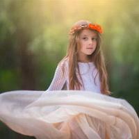 森林系女孩儿头像图片22
