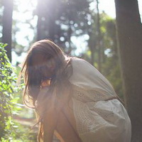森林系女孩儿头像图片37