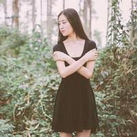 森林系女孩儿头像图片39