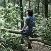 森林系女孩儿头像图片9