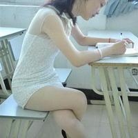 丝袜美女头像图片10