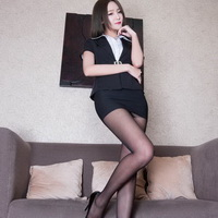 丝袜美女头像图片5