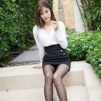 丝袜美女头像图片7