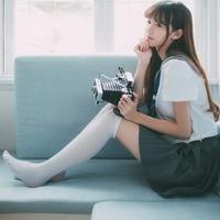 丝袜美女头像图片8