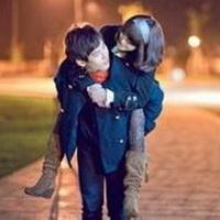 2015版最新情侣头像图片14