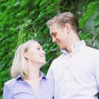 情侣深情对视凝望头像图片25