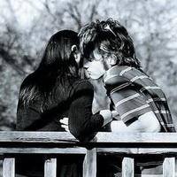 非主流情侣头像图片19