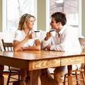 喝咖啡情侣唯美头像图片16