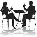 喝咖啡情侣唯美头像图片21