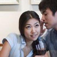 情侣悄悄话浪漫头像图片28