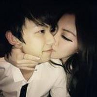 情侣悄悄话浪漫头像图片4