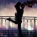 浪漫星空情侣唯美头像图片27