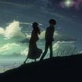 浪漫星空情侣唯美头像图片4