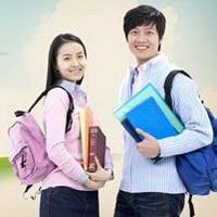 学生装情侣头像图片19